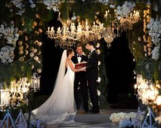 'The Bachelor' hosted the extravagant wedding of Jade Roper and Tanner Tolbert during a two-hour Valentine's Day special. Details and photos here!