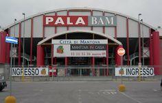 I numerosi eventi del Palabam (Mantova) sono l'occasione giusta per pubblicizzarvi