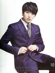 Lee Sungmin 이성민 from Super Junior 슈퍼주니어 was born January 1, 1986