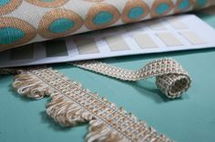 Hugh St Clair fabric