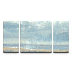Found it at Wayfair - Shoreline View Textured Triptych 3 Piece Painting Print on Canvas Set http://www.wayfair.com/daily-sales/p/Paint-by-Number%3A-Multi-Panel-Wall-Art-Shoreline-View-Textured-Triptych-3-Piece-Painting-Print-on-Canvas-Set~ARTF1009~E19591.html?refid=SBP.rBAZEVUhfHc4KmcRFgiJAg-YbaHE4Uq3p4a4T64lDEc