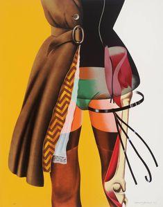 Allen Jones, 'Cut-a-Way' 1976