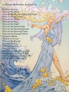 Witch Spell Book, Witchcraft Spell Books, Magick Spells, Greek Gods And Goddesses, Greek And Roman Mythology, Aphrodite Aesthetic, Wicca, Aphrodite Goddess, Pagan Witch