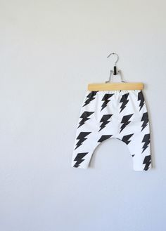 Harem pants DIY for little girls and little boys!