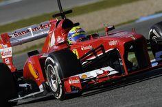 Fórmula 1 2013: Tabela de Classificação – Construtores ePilotos