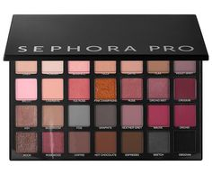 NEED this..Sephora PRO Cool Eyeshadow Palette