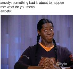 In anxiety, there is so much funny stuff which you can't judge at the moment when you're going through. Now we have brought these memes yo make you laugh harder. Here are memes humor. Mental Health Memes, Anxiety Humor, Social Anxiety Memes, Health Anxiety, Anxiety Quotes, Anxiety Disorder, Depression Memes, Depression Remedies, Funny
