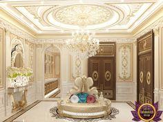 Дизайн Холла in Dubai, Classical hall Design, Photo 4