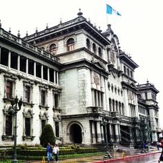Ciudad de Guatemala en Guatemala