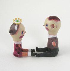 Elsa Mora dolls