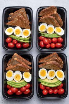 Garlic Cilantro Baked Salmon {Easy Marinade} - FeelGoodFoodie Avocado Egg Salad, Shrimp Avocado, Avocado Toast, Lemon Pasta, White Bean Soup, Mets, Thing 1, Roasted Chicken, Other Recipes