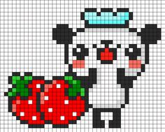 http://kandipatterns.com/patterns/animals/panda-chef-x3-3420