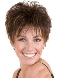 Short Haircuts for Over 60 | Home > Aspen Petite Dee Wig by Aspen