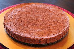 Onnen hetkiä paratiisissa: Suklaa-juustokakkua Nina Lincolnin tapaan