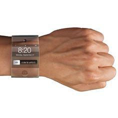 """Apple watch. Said to be working """"smart watch""""."""
