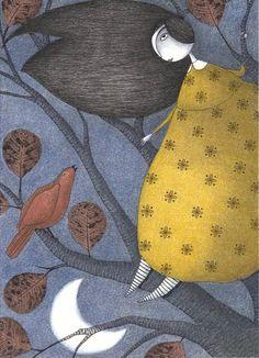 "Saatchi Art Artist Judith Clay; Drawing, ""Communion"" #art"