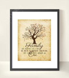 Hey, I found this really awesome Etsy listing at https://www.etsy.com/listing/151290042/family-tree-home-decor-print-or