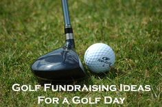 Turn your Golf Day into a huge success with these high earning Golf Fundraising Ideas...  www.rewarding-fundraising-ideas.com/golf-fundraising-ideas.html  (Photo by Wojciech Kulicki / Flickr.com)