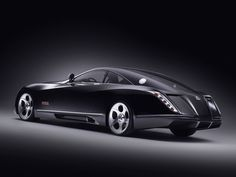 The Most Expensive Celebrity Car, Jay Z - Maybach Exelero $8 Million