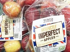 Tesco adds apples & strawberries to Perfectly Imperfect range All Fruits, Fruits And Vegetables, Food Waste, Fruit And Veg, Im Not Perfect, Strawberry, Tasty, Beef, Fresh
