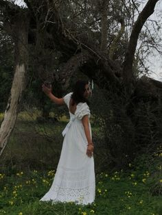 Novia ibicenca bohhoo Tony Bonet... White Dress, Dresses, Fashion, Boyfriends, Style, Vestidos, Moda, Fashion Styles, Dress