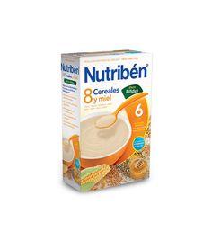 Nutriben 8 cereales y miel efecto bifidus