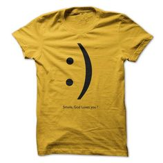 SMILE ! T-SHIRTS, HOODIES, SWEATSHIRT (19$ ==► Shopping Now)