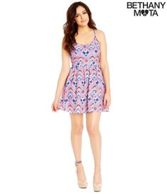 :) Bethany Mota clothing line available at Aeropostal! Perfect for summer!
