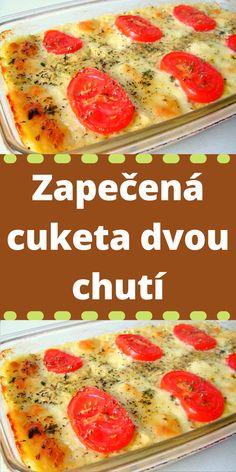 Mozzarella, Tofu, Ham, A Table, Low Carb, Vegan, Baking, Breakfast, Recipes