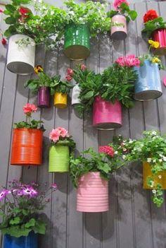 Látványos virágtartók és virágcserepek! Egy kis kreativitással még szebbé teheted a kertedet! - Bidista.com - A TippLista!