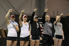 Women's Tennis #Gamecocks