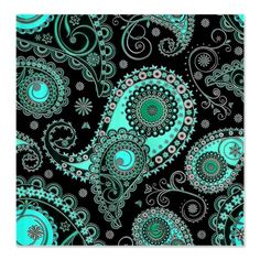 Paisley Bathroom Decor - A Very Beautiful Bright and Colorful ...