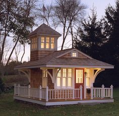 Cutest Playhouse in the world!