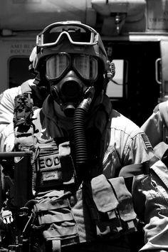 EOD - Explosive Ordnance Disposal