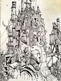 Art by Ian McQue