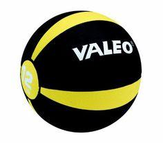 Valeo MB12 12-Pound Medicine Ball - http://www.exercisejoy.com/valeo-mb12-12-pound-medicine-ball/fitness/