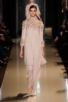 Elie Saab - Parigi - Haute Couture Primavera Estate 2013 - Sfilate - MarieClaire