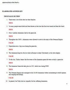 Armenian Genocide Worksheet: 142 best history teaching ideas images on pinterest in 2018 ,