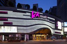 KK Mall Shenzhen / Laguarda.Low Architects