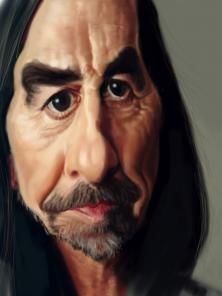 George Harrison  by Neil-Bayan