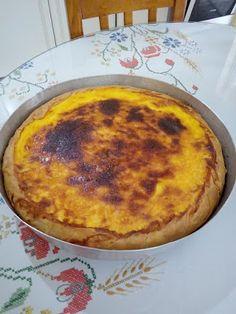 Quiche, Pie, Menu, Cooking, Breakfast, Desserts, Recipes, Food, Torte