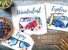 Watercolor Travel Set  -  https://www.designcuts.com/product/watercolor-travel-set/
