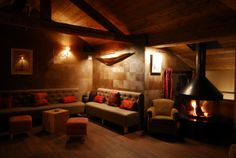 Le Rouge in Verbier gets our vote.