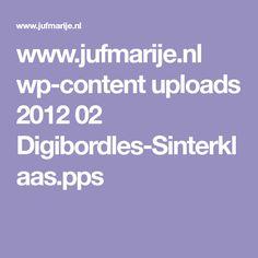 www.jufmarije.nl wp-content uploads 2012 02 Digibordles-Sinterklaas.pps