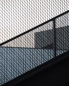 Architectural Geometry, Composition by Karl Seitinger, 2015 Interior Architecture, Geometry, Blinds, Louvre, Tower, Stairs, Building, Artwork, Image