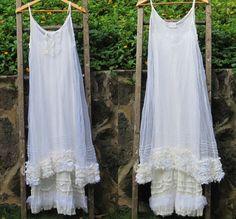 <3 White Summer Dresses