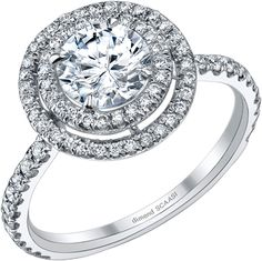 Dimend SCAASI offers unique custom engagement rings, wedding rings and loose diamonds in Chicago. We have different variety and latest design diamond rings.
