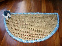 Doormat Christmas Doormat, Laundry Basket, Wicker, Organization, Rugs, Home Decor, Getting Organized, Farmhouse Rugs, Organisation