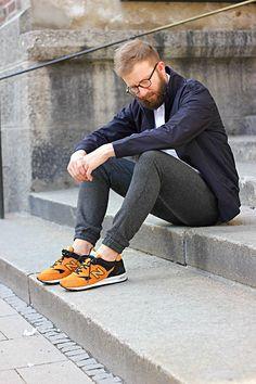 Macho Moda - Blog de Moda Masculina: Looks Masculinos com New Balance, pra inspirar!