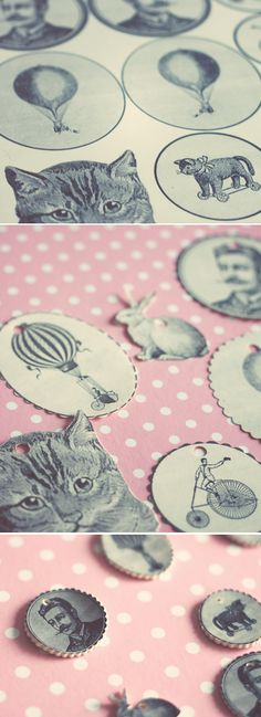 Tutorial Modernism    http://modernismvintage.blogspot.com.es/2012/10/tutorial-plastico-magico.html